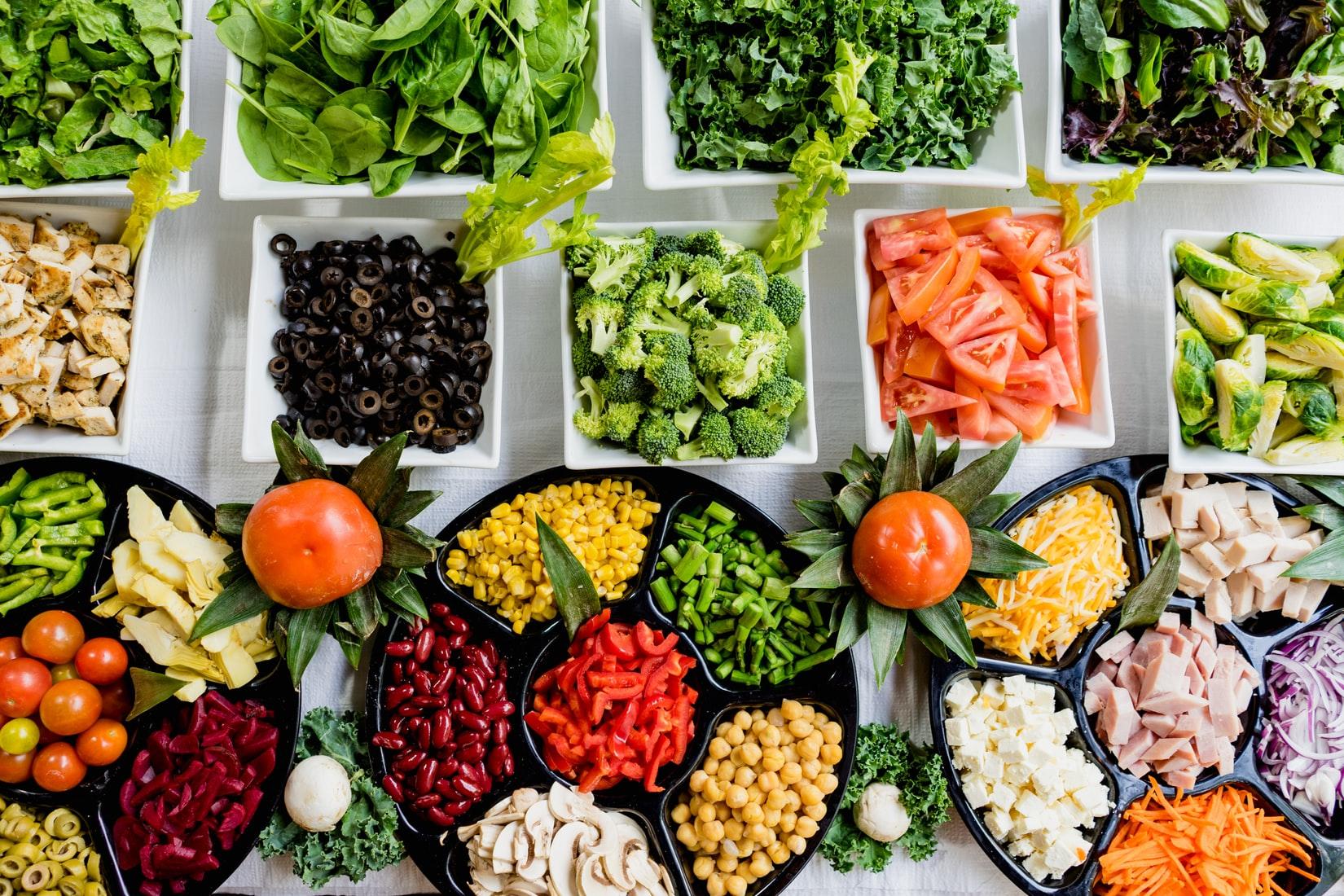 Gesunde Lebensmittel