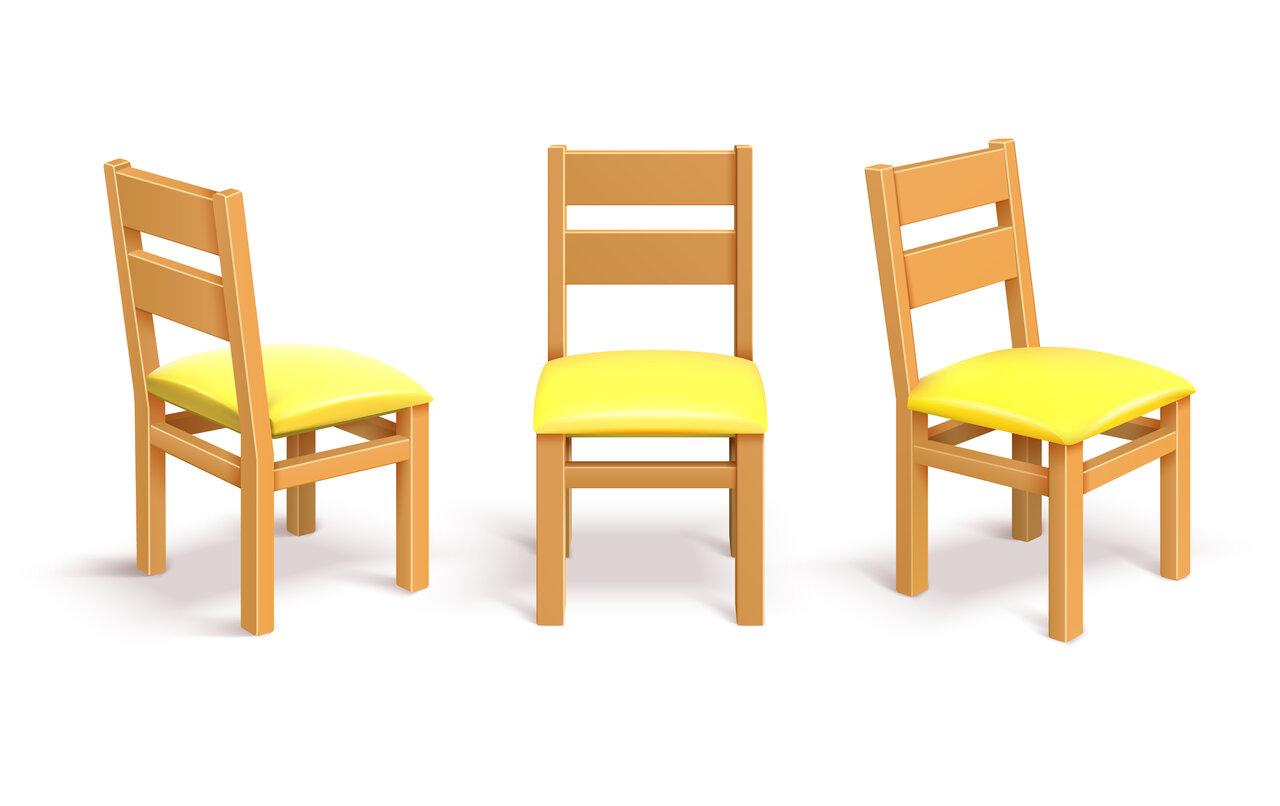 Gesunde Stühle