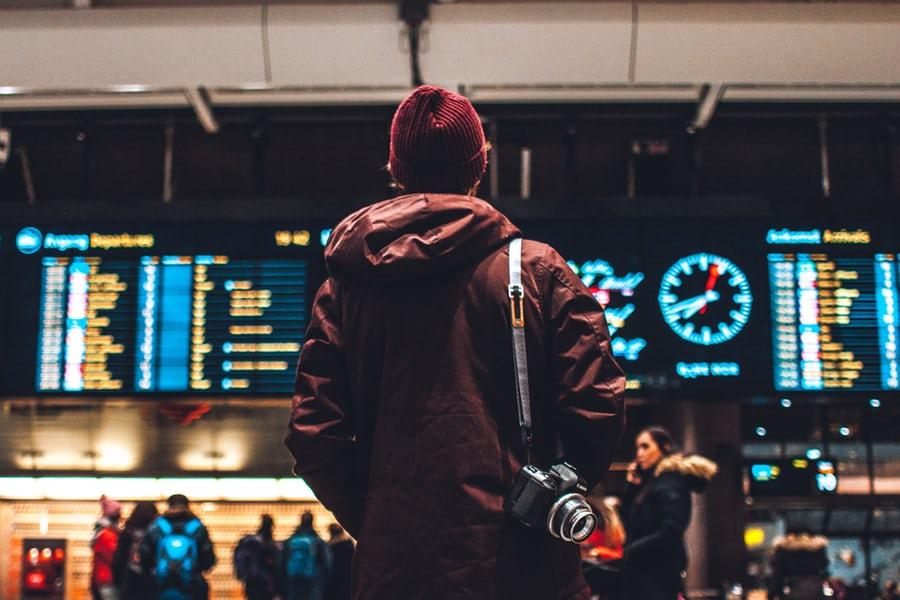 Reisen ist gut für die Gesundheit